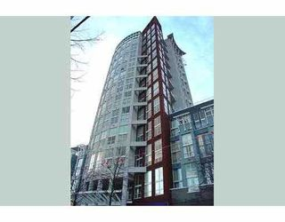 """Photo 1: 505 933 SEYMOUR ST in Vancouver: Downtown VW Condo for sale in """"THE SPOT"""" (Vancouver West)  : MLS®# V599718"""