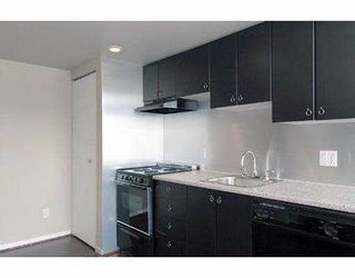 """Photo 4: 505 933 SEYMOUR ST in Vancouver: Downtown VW Condo for sale in """"THE SPOT"""" (Vancouver West)  : MLS®# V599718"""