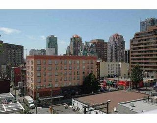 """Photo 8: 505 933 SEYMOUR ST in Vancouver: Downtown VW Condo for sale in """"THE SPOT"""" (Vancouver West)  : MLS®# V599718"""