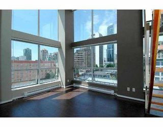 """Photo 2: 505 933 SEYMOUR ST in Vancouver: Downtown VW Condo for sale in """"THE SPOT"""" (Vancouver West)  : MLS®# V599718"""