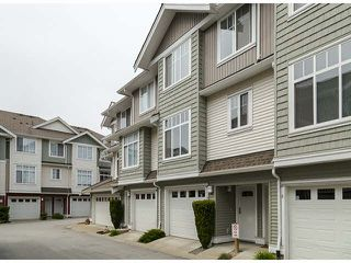 "Photo 19: 9 19480 66TH Avenue in Surrey: Clayton Townhouse for sale in ""Two Blue II"" (Cloverdale)  : MLS®# F1418506"