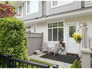 "Photo 17: 9 19480 66TH Avenue in Surrey: Clayton Townhouse for sale in ""Two Blue II"" (Cloverdale)  : MLS®# F1418506"