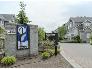 "Photo 20: 9 19480 66TH Avenue in Surrey: Clayton Townhouse for sale in ""Two Blue II"" (Cloverdale)  : MLS®# F1418506"