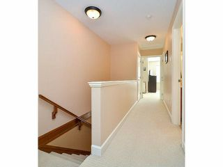 "Photo 12: 18 6238 192ND Street in Surrey: Cloverdale BC Townhouse for sale in ""BAKERVIEW TERRACE"" (Cloverdale)  : MLS®# F1420554"