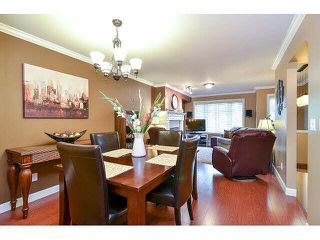 "Photo 5: 18 6238 192ND Street in Surrey: Cloverdale BC Townhouse for sale in ""BAKERVIEW TERRACE"" (Cloverdale)  : MLS®# F1420554"