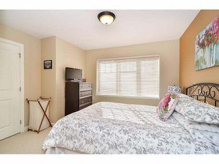 "Photo 13: 18 6238 192ND Street in Surrey: Cloverdale BC Townhouse for sale in ""BAKERVIEW TERRACE"" (Cloverdale)  : MLS®# F1420554"