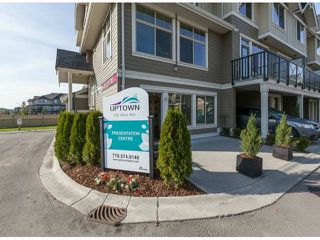 Photo 2: # 93 19525 73RD AV in Surrey: Clayton Condo for sale (Cloverdale)  : MLS®# F1411420