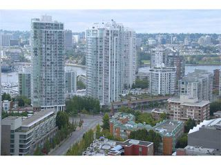Main Photo: # 2704 909 MAINLAND ST in Vancouver: Yaletown Condo for sale (Vancouver West)  : MLS®# V1122038