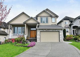 Main Photo: 18259 CLAYTONHILL DRIVE in Surrey: Cloverdale BC House for sale (Cloverdale)