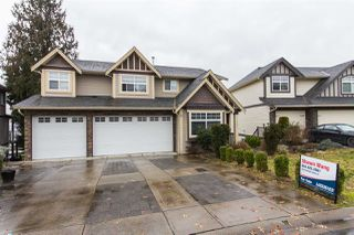 Photo 1: 3897 KALEIGH COURT in Abbotsford: Abbotsford East House for sale : MLS®# R2033077