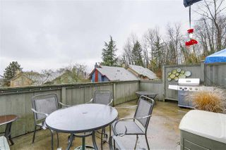 Photo 9: 31 900 W 17TH STREET in North Vancouver: Hamilton Townhouse for sale : MLS®# R2231525