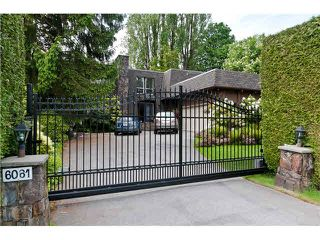 Photo 1: 6061 OLYMPIC Street in Vancouver: Southlands House for sale (Vancouver West)