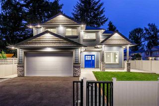 Main Photo: 20541 WESTFIELD AVENUE in Maple Ridge: Southwest Maple Ridge House for sale : MLS®# R2344212