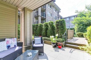 """Photo 15: 106 3105 LINCOLN Avenue in Coquitlam: New Horizons Condo for sale in """"LARKIN HOUSE EAST"""" : MLS®# R2394545"""