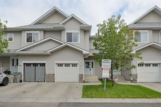 Photo 1: 102 5001 62 Street: Beaumont Townhouse for sale : MLS®# E4173596