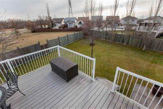 Photo 36: 1147 OAKLAND Drive: Devon House for sale : MLS®# E4178785