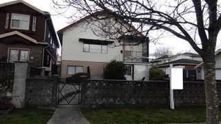 Main Photo: 3483 TURNER Street in Vancouver: Renfrew VE House for sale (Vancouver East)  : MLS®# R2448816