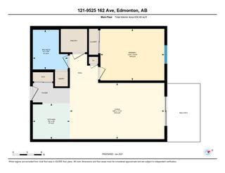 Photo 22: 121 9525 162 Avenue in Edmonton: Zone 28 Condo for sale : MLS®# E4224802