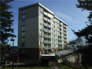 "Photo 1: 104 200 KEARY Street in New Westminster: Sapperton Condo for sale in ""THE ANVIL"" : MLS®# V929488"
