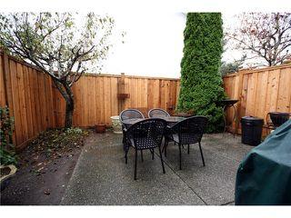 """Photo 8: 313 9411 GLENDOWER Drive in Richmond: Saunders Townhouse for sale in """"GLENACRES VILLAGE"""" : MLS®# V977915"""