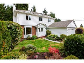 Main Photo: 4440 REGENCY Place in West Vancouver: Caulfeild House for sale : MLS®# V974564
