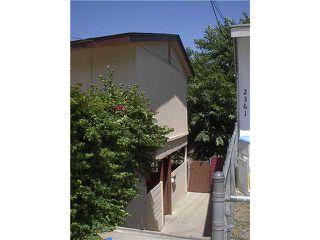 Photo 3: SAN DIEGO Property for sale: 2431-33 Modesto Street