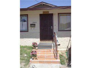 Photo 2: SAN DIEGO Property for sale: 2431-33 Modesto Street