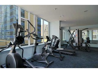 Photo 10: # 2801 1188 W PENDER ST in Vancouver: Coal Harbour Condo for sale ()  : MLS®# V858468