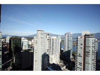Photo 2: # 2801 1188 W PENDER ST in Vancouver: Coal Harbour Condo for sale ()  : MLS®# V858468