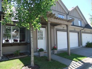 "Photo 2: 46 15868 85TH Avenue in Surrey: Fleetwood Tynehead Townhouse for sale in ""Chestnut Grove"" : MLS®# F1315726"