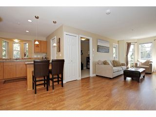 """Photo 4: 209 5438 198TH Street in Langley: Langley City Condo for sale in """"Creekside Estates"""" : MLS®# F1319925"""