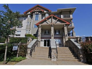 "Photo 1: 209 5438 198TH Street in Langley: Langley City Condo for sale in ""Creekside Estates"" : MLS®# F1319925"