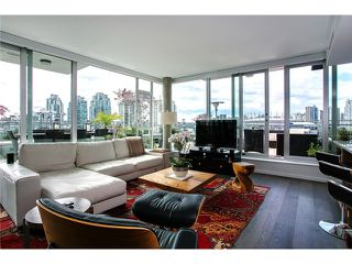 Photo 4: # 801 221 UNION ST in Vancouver: Mount Pleasant VE Condo for sale (Vancouver East)  : MLS®# V1033971