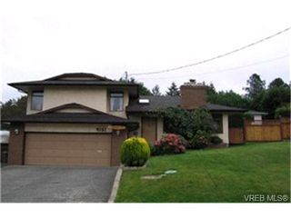 Photo 1:  in VICTORIA: SE High Quadra Single Family Detached for sale (Saanich East)  : MLS®# 379913