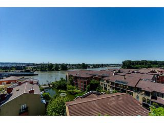 Photo 16: # 901 10 LAGUNA CT in New Westminster: Quay Condo for sale : MLS®# V1075024