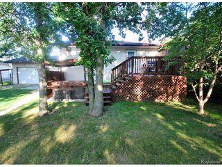 Photo 17: 210 Carson Park Drive in LORETTE: Dufresne / Landmark / Lorette / Ste. Genevieve Residential for sale (Winnipeg area)  : MLS®# 1419936