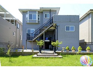 Photo 15: 349 A FENTON ST in New Westminster: Queensborough House for sale : MLS®# V1064575
