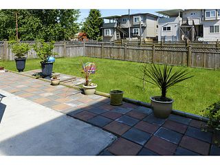 Photo 14: 349 A FENTON ST in New Westminster: Queensborough House for sale : MLS®# V1064575