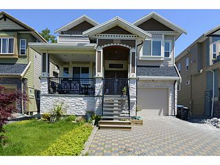 Photo 1: 349 A FENTON ST in New Westminster: Queensborough House for sale : MLS®# V1064575