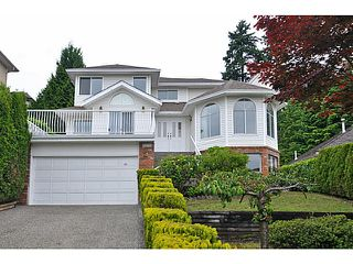 Photo 1: 2910 KALAMALKA DR in Coquitlam: Coquitlam East House for sale : MLS®# V1070724