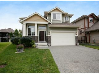 Photo 1: 8471 BAILEY PL in Mission: Mission BC House for sale : MLS®# F1415065