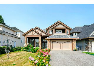 Photo 1: 15445 20TH AV in Surrey: King George Corridor House for sale (South Surrey White Rock)  : MLS®# F1427514