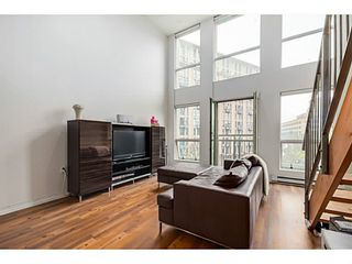 Photo 3: # 407 1 E CORDOVA ST in Vancouver: Downtown VE Condo for sale (Vancouver East)  : MLS®# V1086098