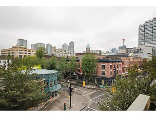 Photo 8: # 407 1 E CORDOVA ST in Vancouver: Downtown VE Condo for sale (Vancouver East)  : MLS®# V1086098