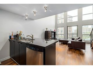 Photo 2: # 407 1 E CORDOVA ST in Vancouver: Downtown VE Condo for sale (Vancouver East)  : MLS®# V1086098