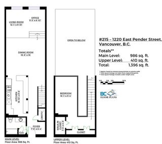 Photo 2: 215 1220 E PENDER STREET in Vancouver: Mount Pleasant VE Condo for sale (Vancouver East)  : MLS®# R2115347