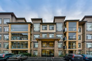 Photo 1: 416 - 12655 190A St in Pitt Meadows: Mid Meadows Condo for sale : MLS®# R2133981