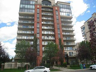 Photo 1: #801 10319 111 ST: Edmonton Condo for sale : MLS®# E3425906