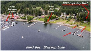 Photo 4: 1933 Eagle Bay Road: Blind Bay House for sale (Shuswap Lake)  : MLS®# 10187036