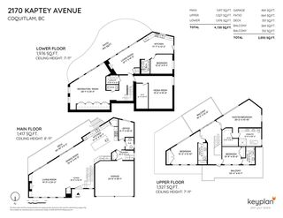 Photo 20: 2170 KAPTEY Avenue in Coquitlam: Cape Horn House for sale : MLS®# R2405015